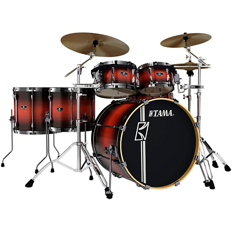 Tama Superstar SL Custom Hyper-Drive 6-Piece Shell Pack