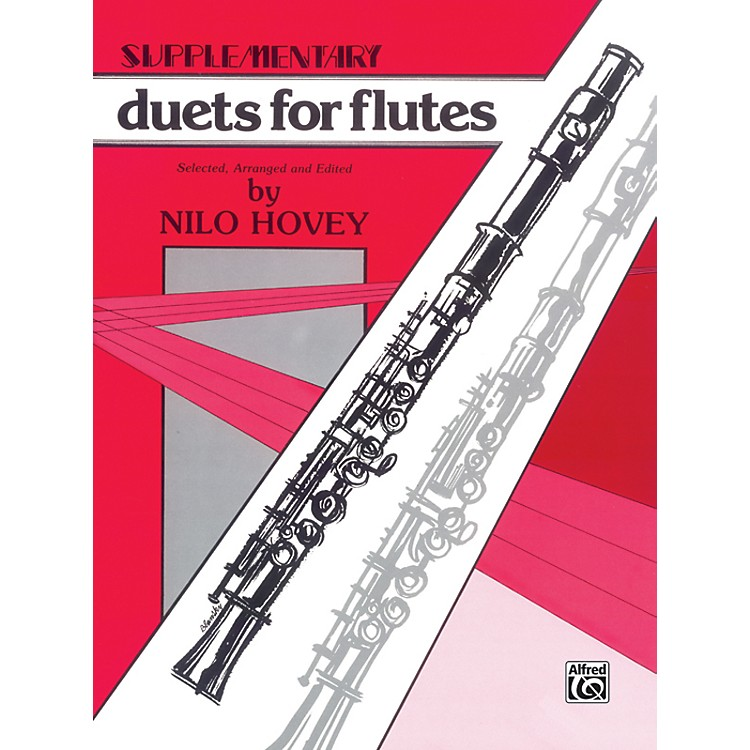 AlfredSupplementary Duets for Flutes
