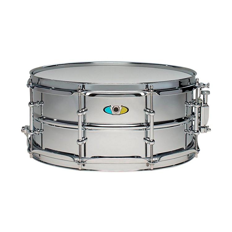 LudwigSupralite Steel Snare Drum13 x 6 in.
