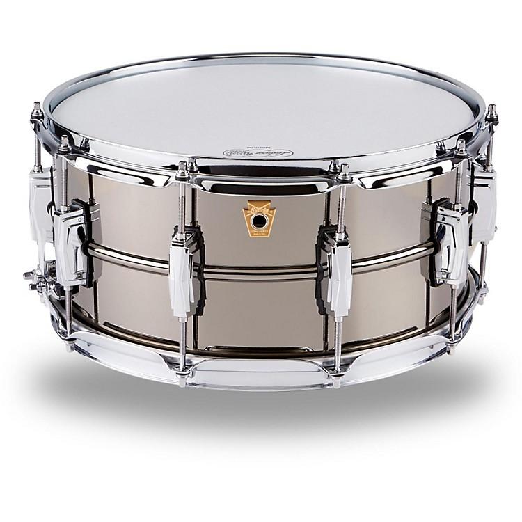 LudwigSupraphonic Black Beauty Snare Drum6.5x14