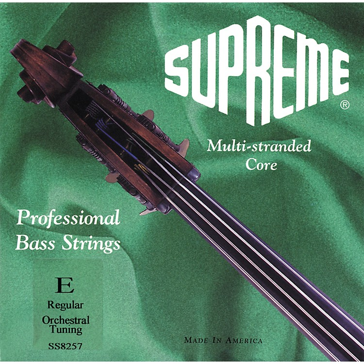 Super Sensitive Supreme Bass Strings