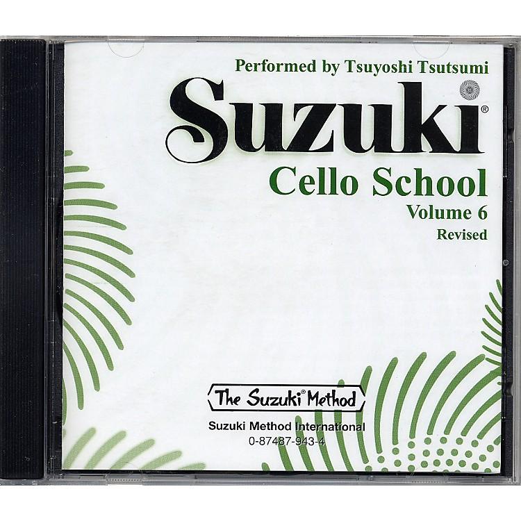 AlfredSuzuki Cello School CD, Volume 6