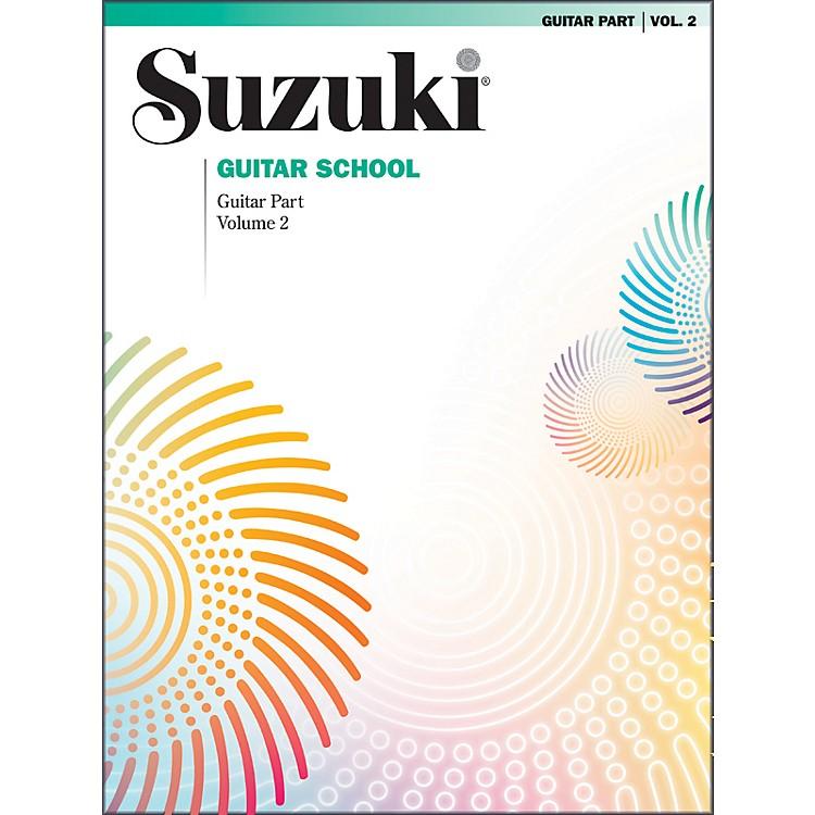 SuzukiSuzuki Guitar School Guitar Part Volume 2