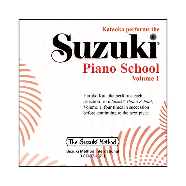 SuzukiSuzuki Piano School CD Volume 1