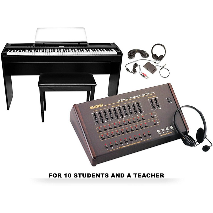 Suzuki Suzuki SSP-88 Studio Piano Lab for 10 students and 1 teacher