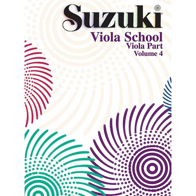 AlfredSuzuki Viola School Volume 4 (Book)