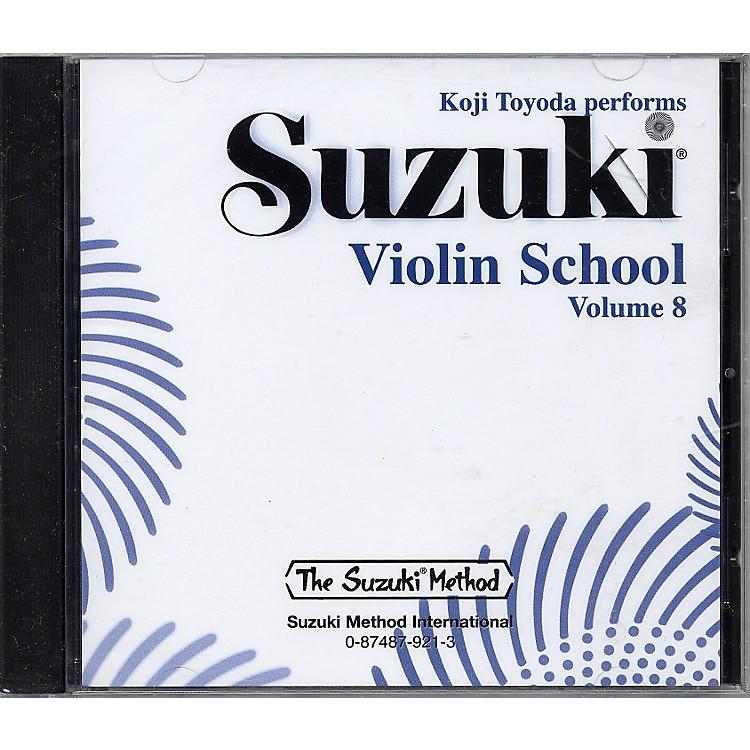AlfredSuzuki Violin School CD, Volume 8