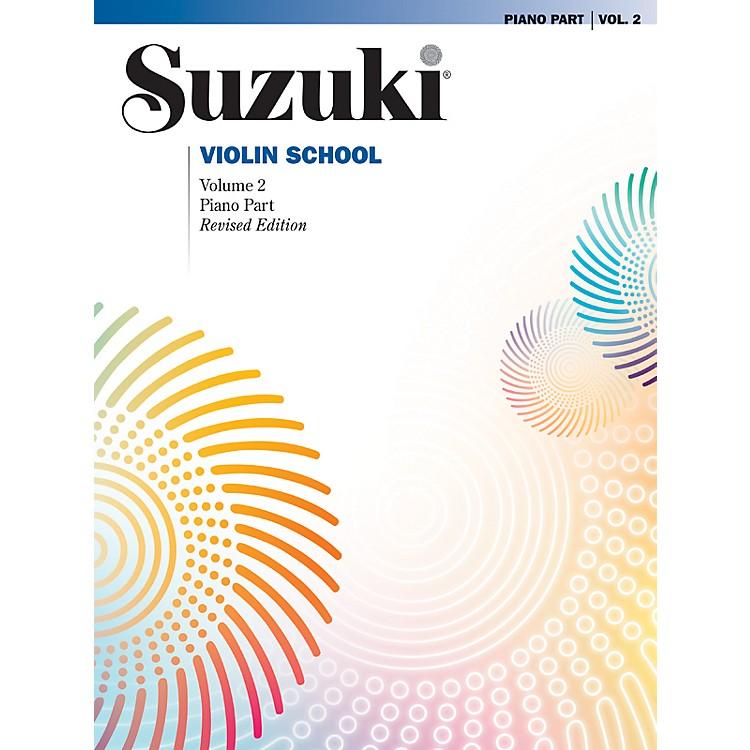 AlfredSuzuki Violin School Piano Accompaniment Volume 2