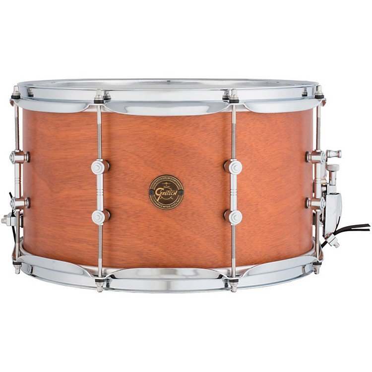 Gretsch Drums Swamp Dawg Snare Drum 14X8 Mahogany