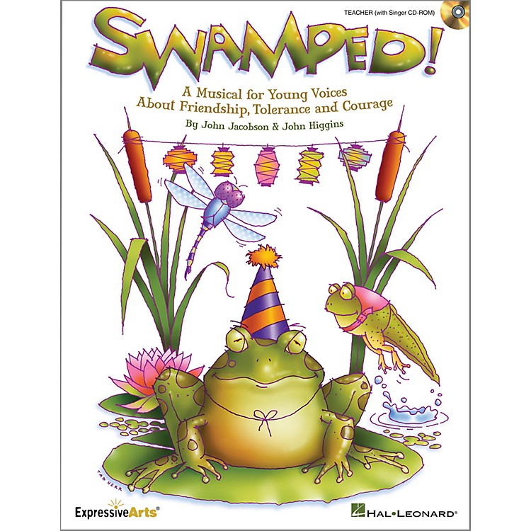 Hal Leonard Swamped! Performance/Accompaniment CD