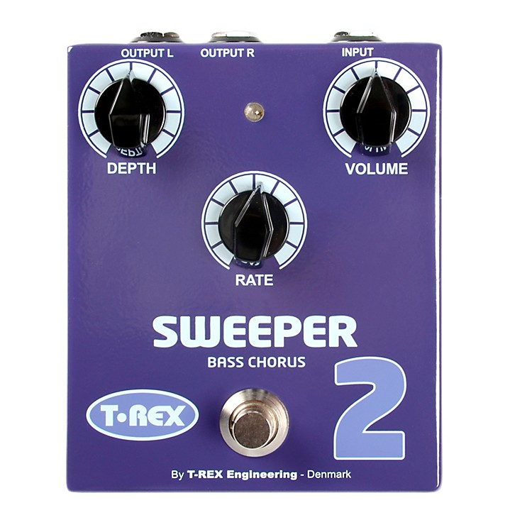 T-Rex EngineeringSweeper 2 Bass Chorus Pedal