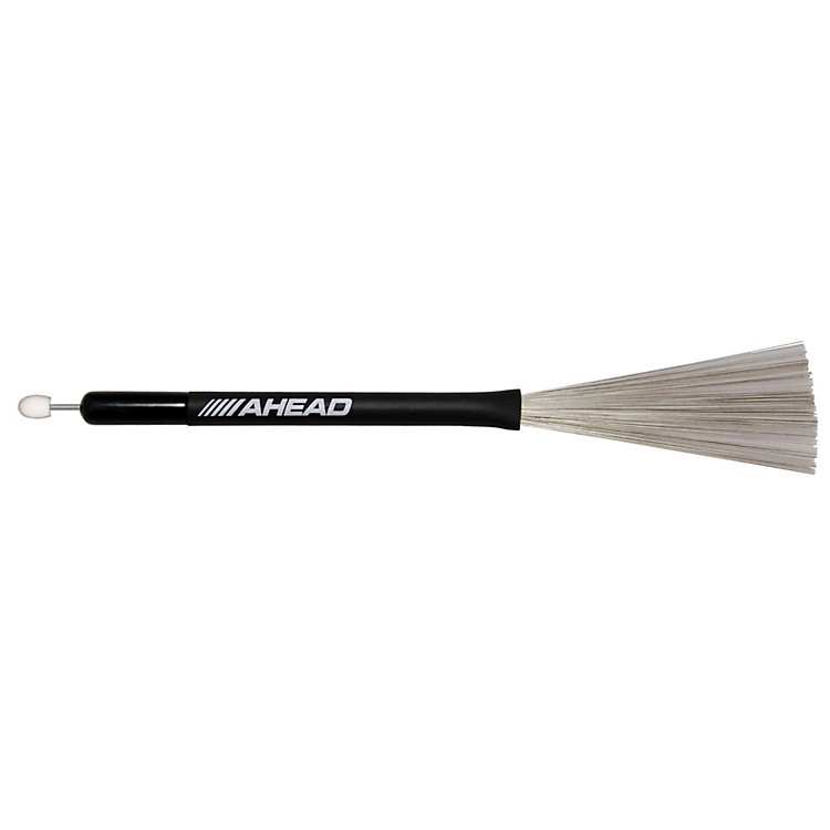 Ahead Switch Brush Wired Retractable Brush with Tip (Pair)