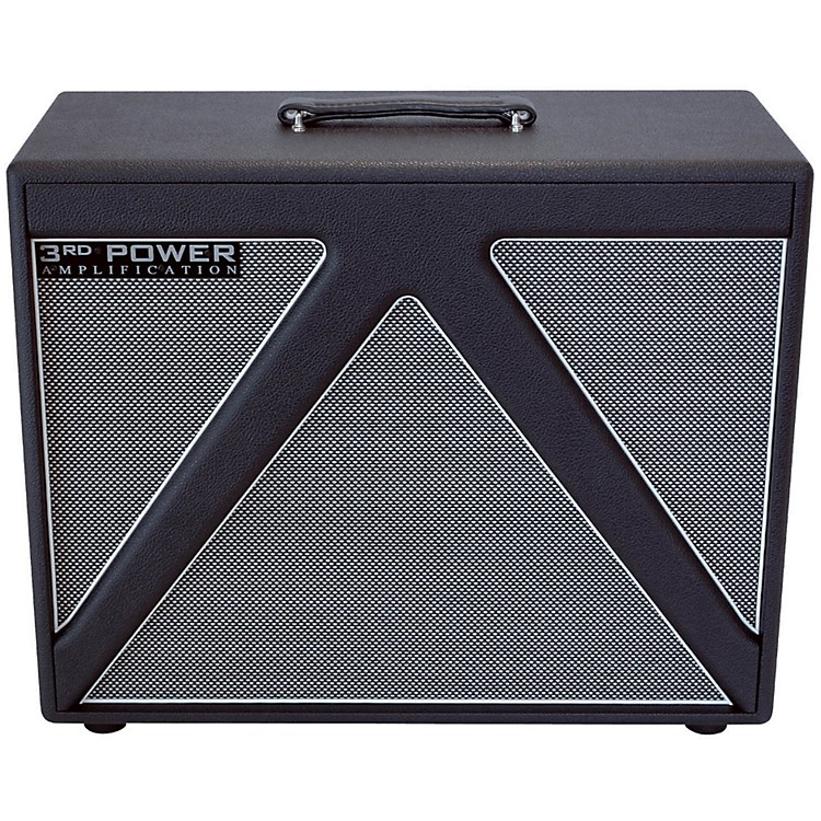 3rd Power Amps Switchback 1x12 Guitar Cabinet Black