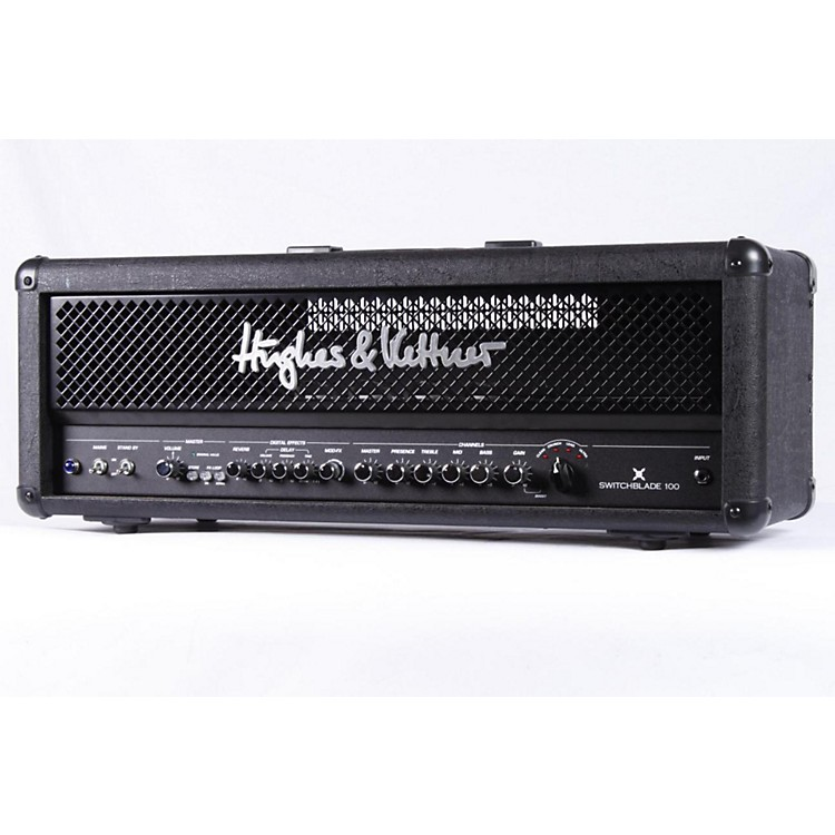 Hughes & Kettner Switchblade 100 Guitar Amp Head Regular 886830797071