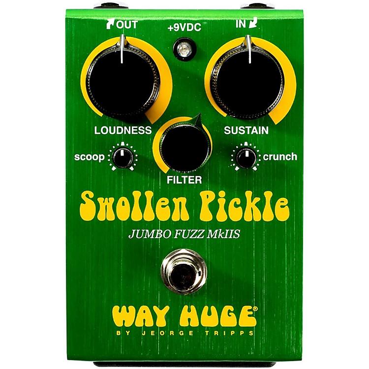 Way Huge ElectronicsSwollen Pickle Jumbo Fuzz MkIIS Guitar Effects Pedal