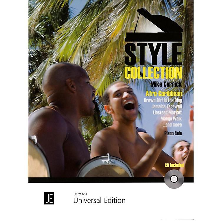 Carl FischerSyle Collection: Afro-Caribbean Book - Piano
