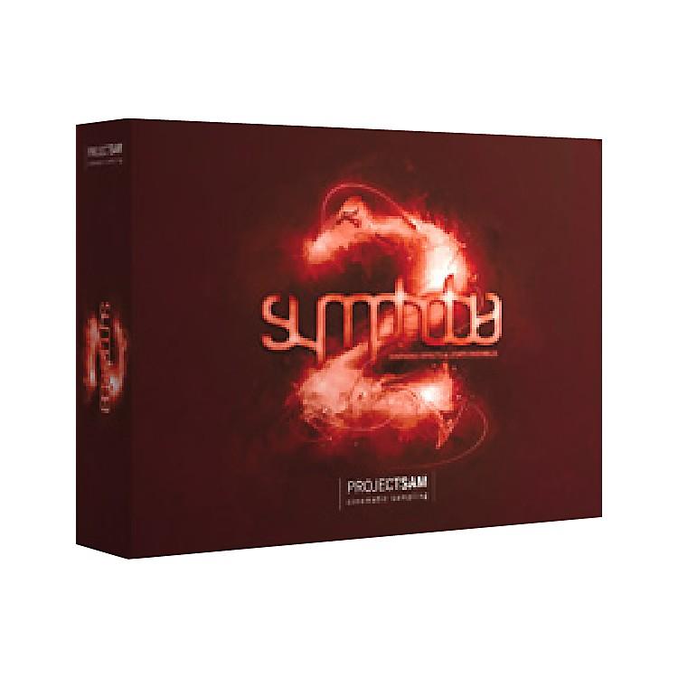 ProjectSAMSymphobia 2 Sample Library Software