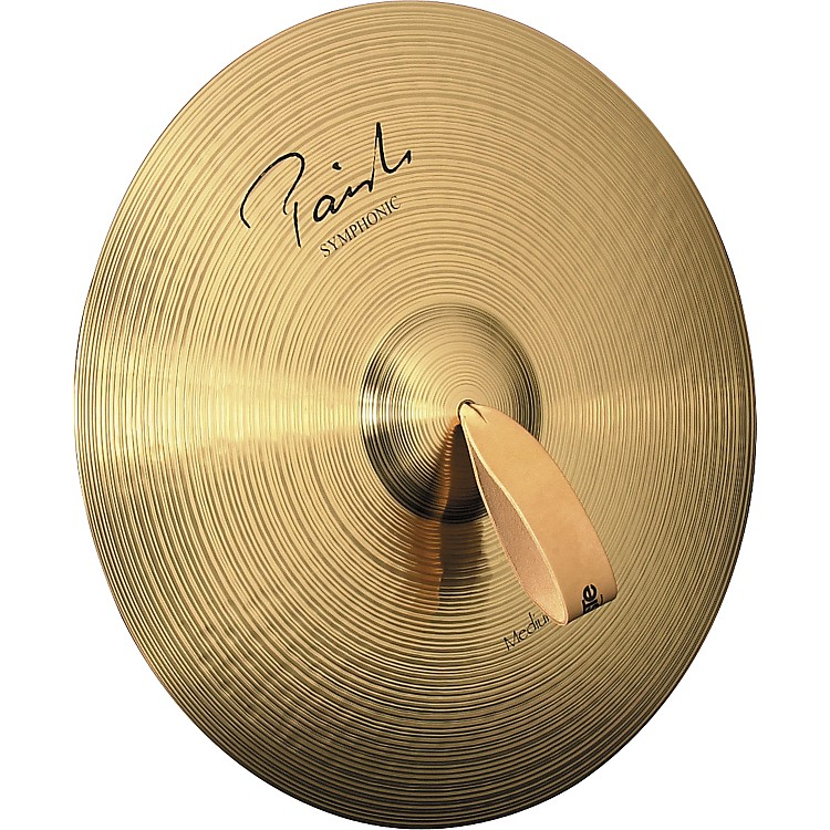 Paiste Symphonic Cymbals 20 in. Medium Light