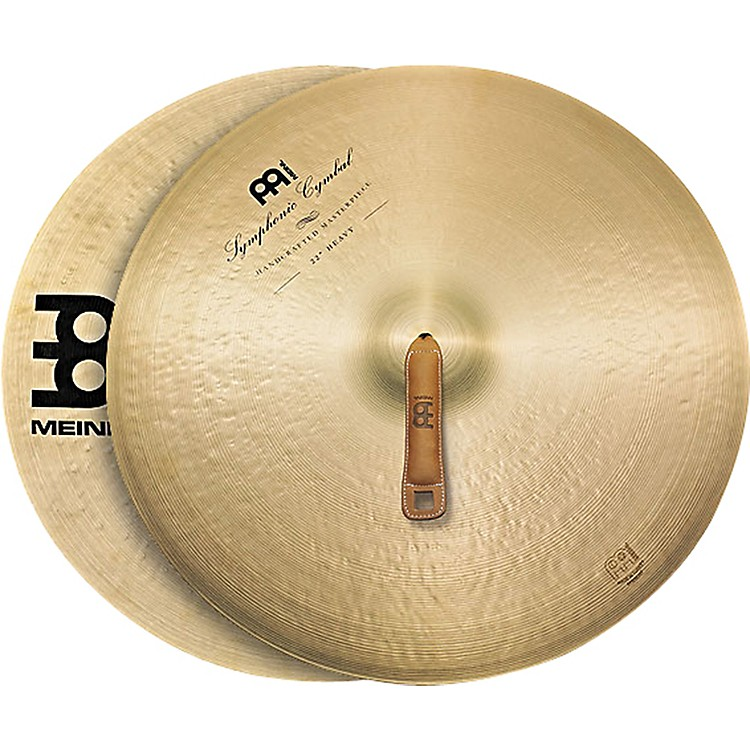 MeinlSymphonic Heavy Cymbal Pair