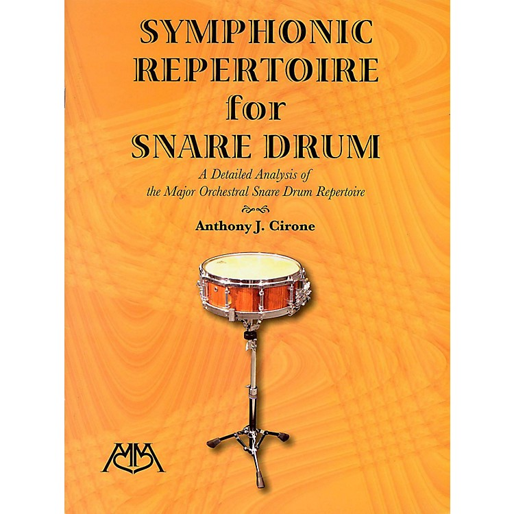 Meredith MusicSymphonic Repertoire For Snare Drum