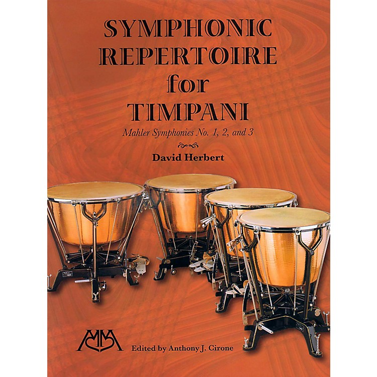 Meredith MusicSymphonic Repertoire For Timpani - Mahler Symphonies 1-3