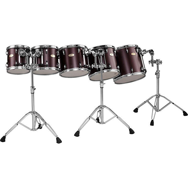 Pearl Symphonic Series DoubleHeaded Concert Tom Concert Drums