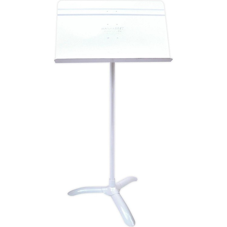 Manhasset Symphony Music Stand - Assorted Colors White