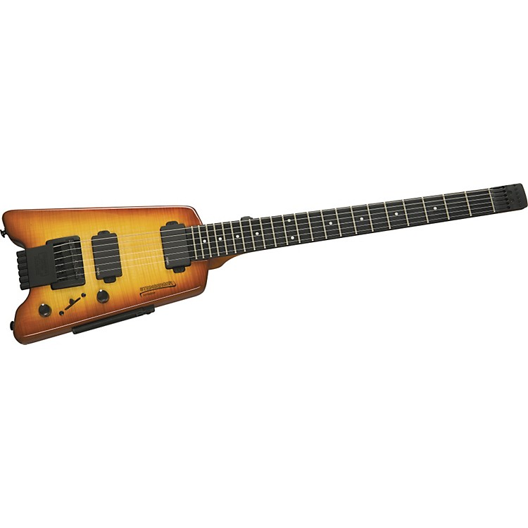 Steinberger Synapse SS-2F Custom Electric Guitar Transparent Amber