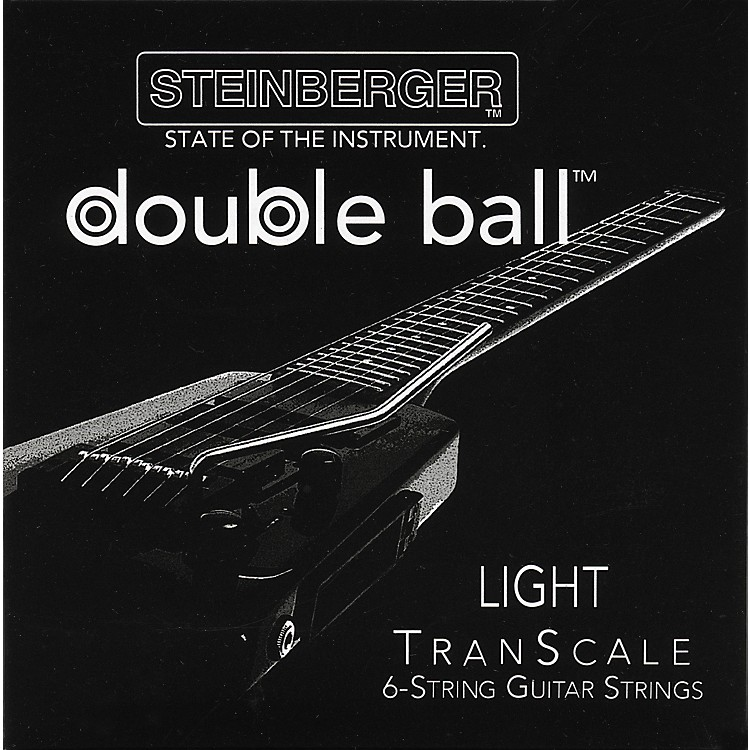 Steinberger Synapse TranScale 6-String Light Guitar Strings