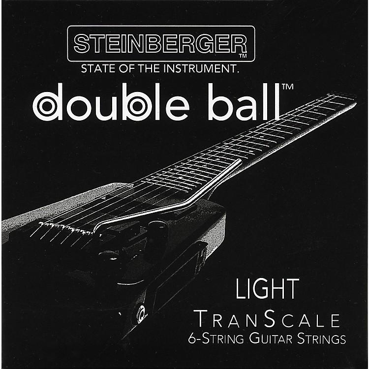 SteinbergerSynapse TranScale 6-String Light Guitar Strings