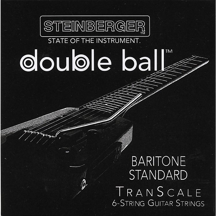 SteinbergerSynapse TranScale Standard Baritone 6-String Guitar Strings