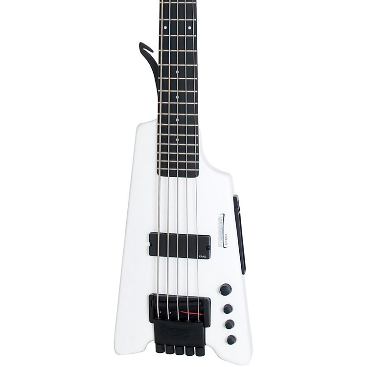 Steinberger Synapse XS-15FPA 5-String Bass Guitar Alpine White Satin