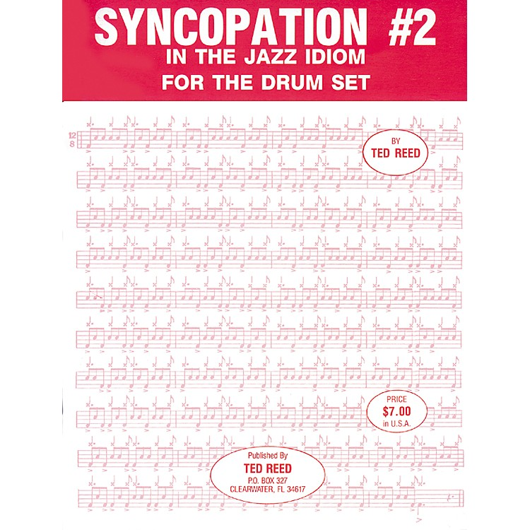 AlfredSyncopation #2 - In the Jazz Idiom for the Drum Set