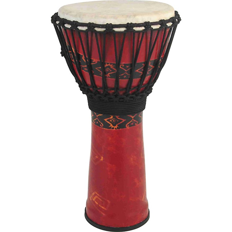 Toca Synergy Freestyle Djembe Red 12 in.