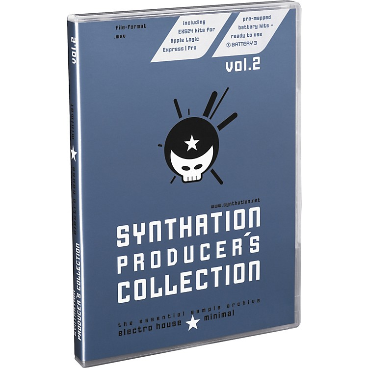 Best ServiceSynthation Producer's Collection Sample Collection Software, Volume 2