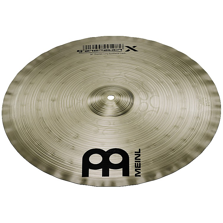 Meinl Synthetik Crash  16 Inches