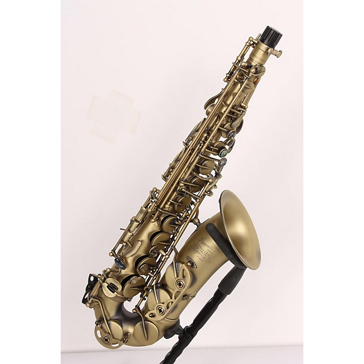P. Mauriat System 76 Professional Alto Saxophone Dark Lacquer 886830905445