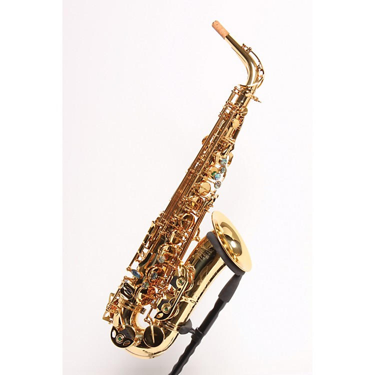 P. Mauriat System 76 Professional Alto Saxophone Gold Lacquer 886830107849