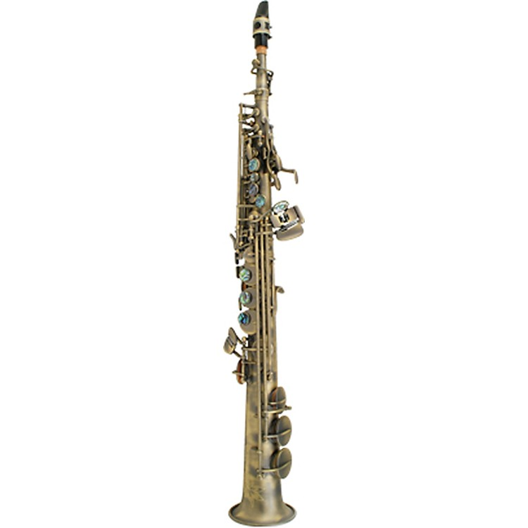 P. Mauriat System 76 Professional Soprano Saxophone Dark Lacquer