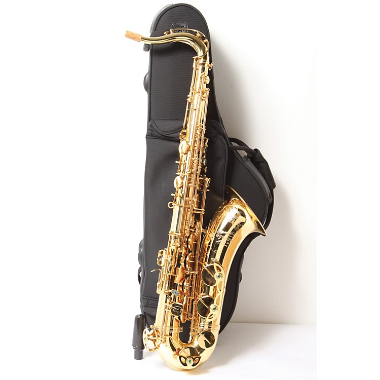 P. Mauriat System 76 Professional Tenor Saxophone Gold Lacquer 886830041150