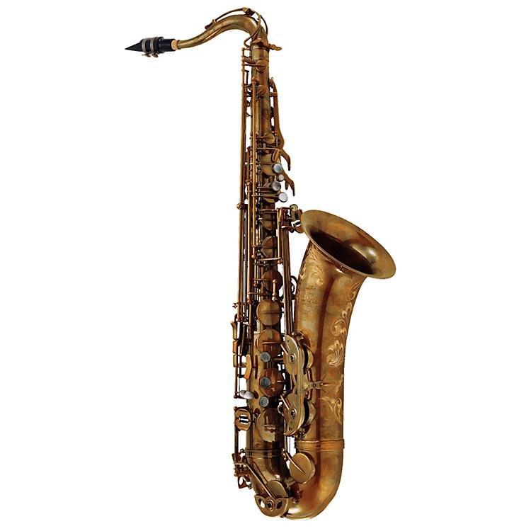 P. MauriatSystem 76 Professional Tenor SaxophoneUn-lacquered
