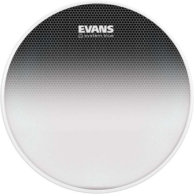 EvansSystem Blue Marching Tenor Drum Head