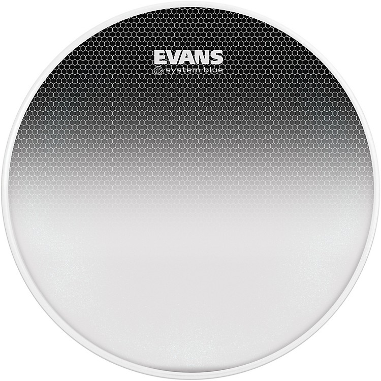 EvansSystem Blue Marching Tenor Drum Head13 in.