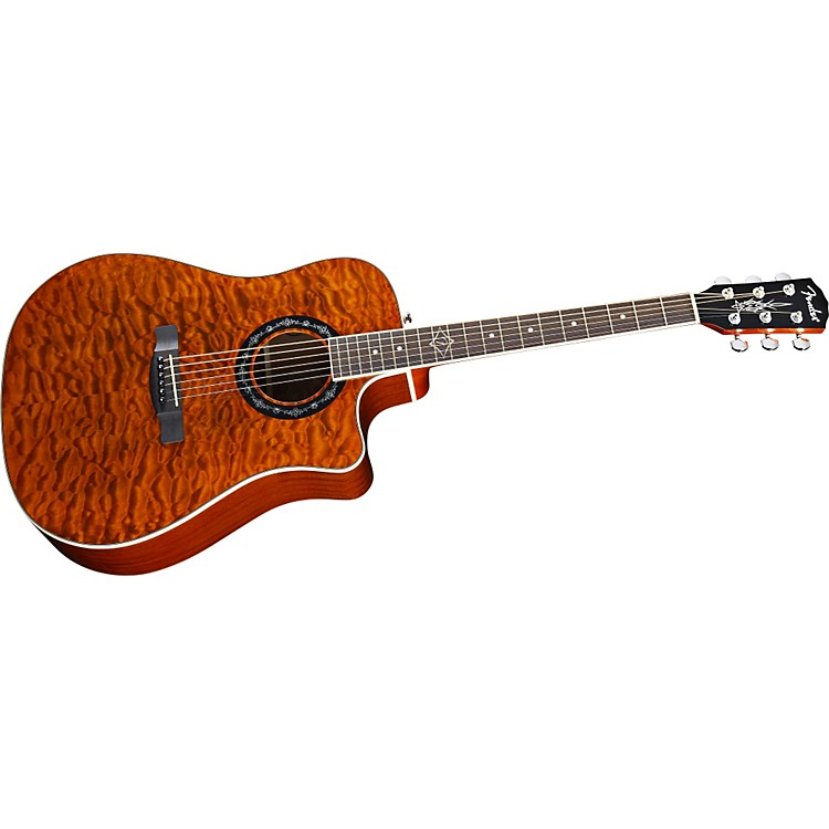 fender t bucket 300 ce dreadnought cutaway acoustic electric guitar music123. Black Bedroom Furniture Sets. Home Design Ideas