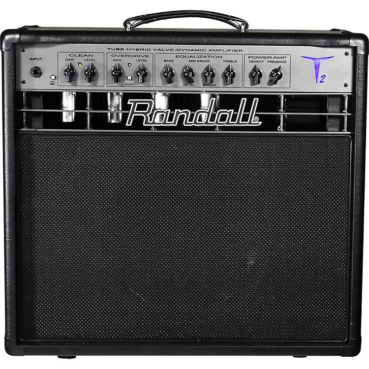 RandallT2 Series T2C 100W 1x12 Guitar Amp ComboBlack