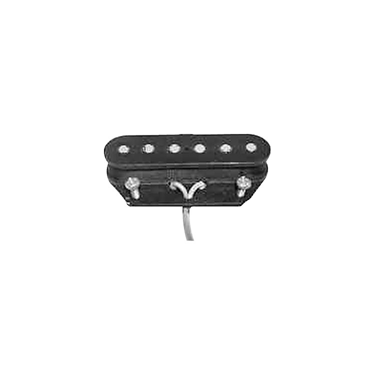 Bill Lawrence T2 Single Coil Tele Pickup Bridge Position Black