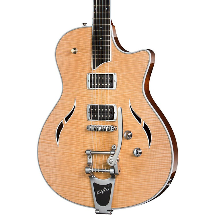 TaylorT3/B Semi-Hollowbody with Bigsby Electric GuitarNatural