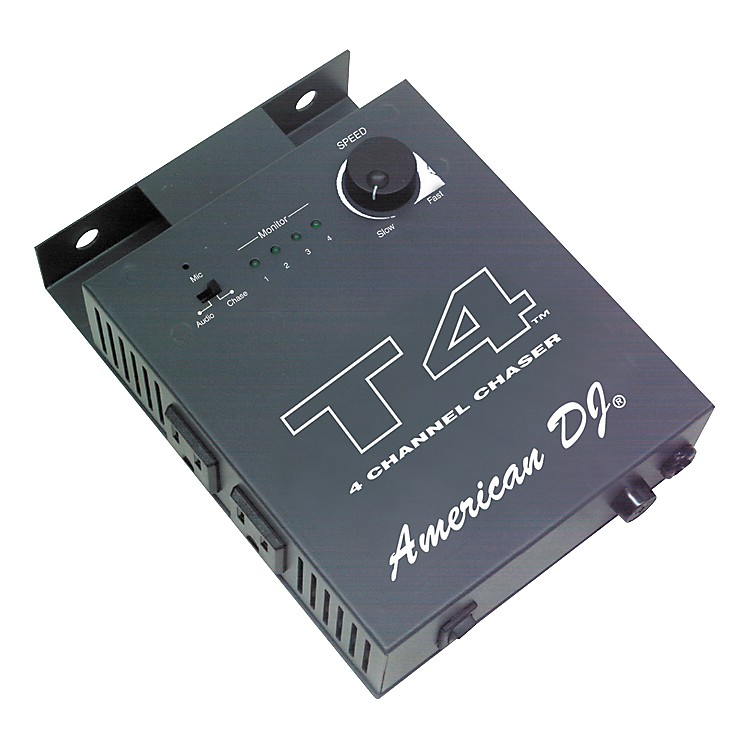 ElationT4 Four-Channel Chase Controller