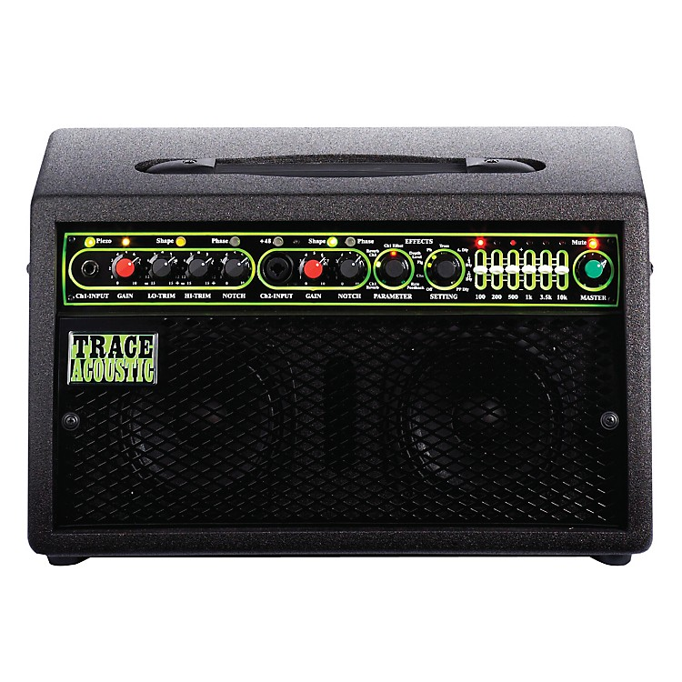 Trace Elliot TA 100 100W 2x5 Stereo Acoustic Combo Black