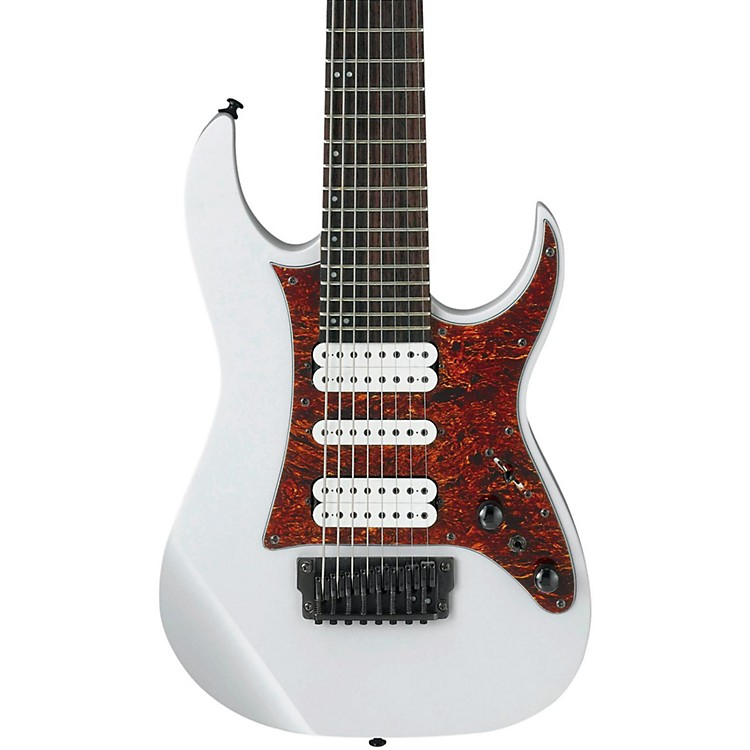 IbanezTAM10 Tosin Abasi Signature 8-string Electric GuitarWhite